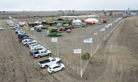 Exitosa Expo en Gigena – La primera muestra de maquinarias