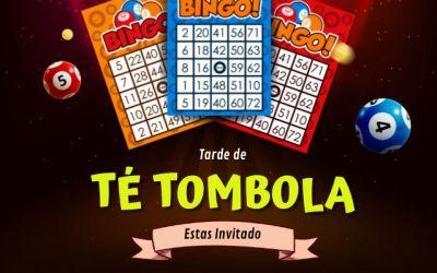 Té-Tombola este domingo en Atahualpa Yupanqui