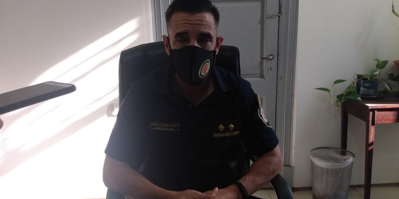 Informe policial del fin de semana – Hablo el Comisario Mario Bossio