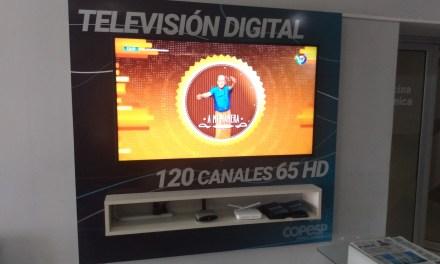 Excelentes noticias para Cabrera – Llega la Televisión Digital HD de la mano de Copesp