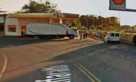 Las Perdices – Motociclista chocó a un niño y se dió a la fuga