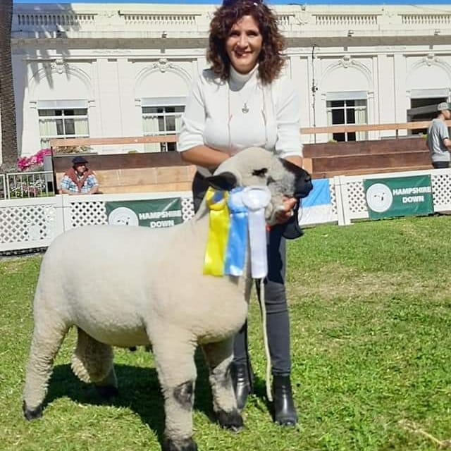 El IPEA 291 en Argentina Ovina de Palermo