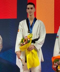 Jesús Tortosa Cabrera, uno de los mejores deportistas a nivel mundial
