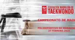 Campeonato de Madrid 2021
