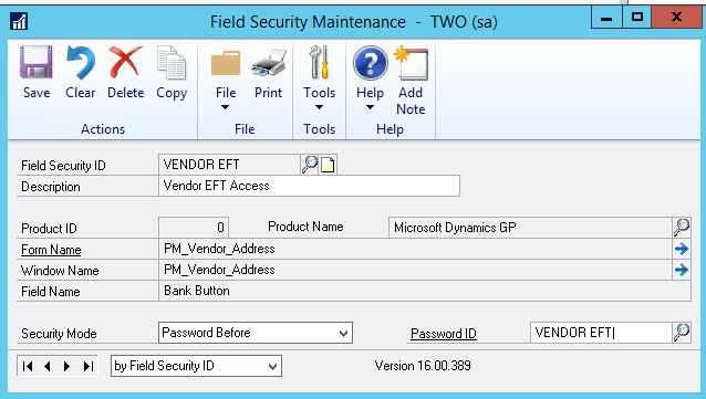 Field-Level-Security-Field Security Maintenance