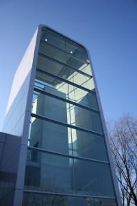 Zugangsturm Siemens Zug