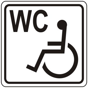 WC disabile