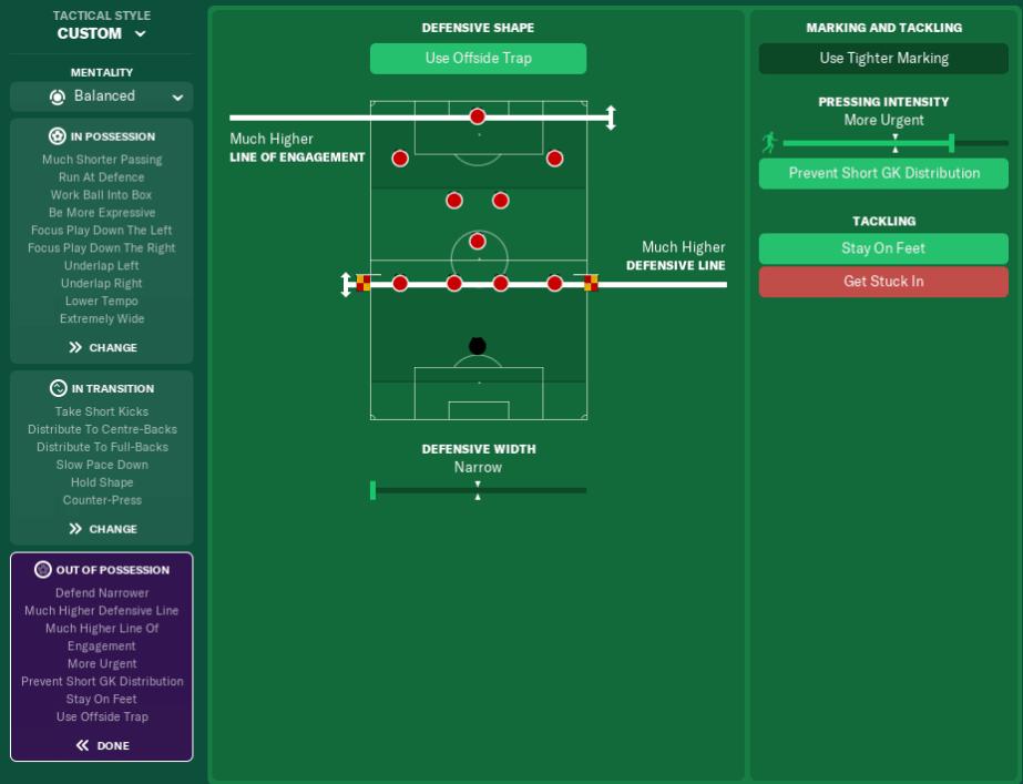 FM19 Tiki Taka Tactic: Pep Guardiola's Tactic at Man City | FMtrendGames