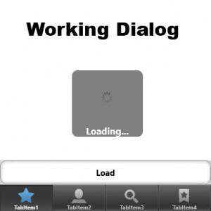 Delphi XE5 Firemonkey Working Dialog