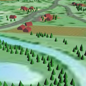 Delphi XE5 Firemonkey Level Map Editor 3D