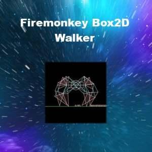 Delphi XE6 Firemonkey Box2d Theo Jansen Walker