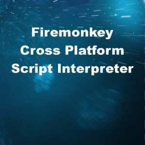 Delphi XE6 Firemonkey Cross Platform Script Interpreter