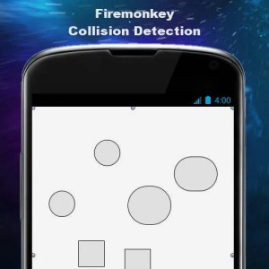 Delphi XE6 Firemonkey Collision Detection