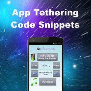 Delphi XE6 Firemonkey App Tethering Sample Code