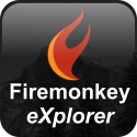 Firemonkey eXplorer Badge