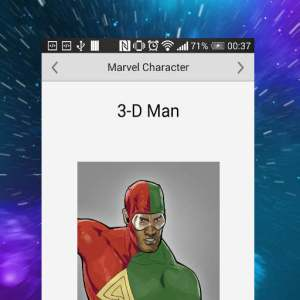 Delphi XE6 Firemonkey Marvel Developer REST API Android Demo