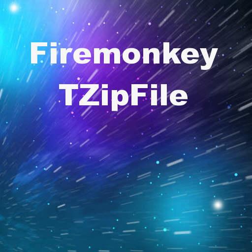 Delphi XE6 Firemonkey Zip File Component - Delphi XE5 XE6 XE7 XE8 10 Seattle Berlin Tokyo ...