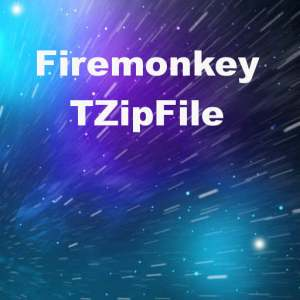 Delphi XE6 Firemonkey Zip File Component