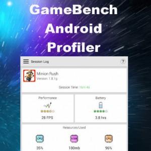 Delphi XE6 Firemonkey Android App Benchmark Profiler