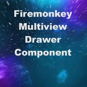 Delphi XE7 Firemonkey Multiview Drawer Master Detail Component Android IOS