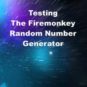 Delphi Firemonkey Random Number Generator Windows MacOSX