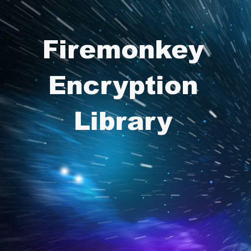 Free Encryption Library In Delphi XE7 Firemonkey On Android, IOS