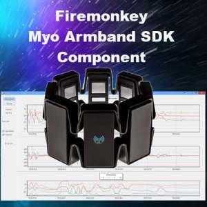Delphi XE7 Firemonkey Myo Gesture Armband SDK Component C++ Object Pascal