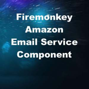 Delphi XE8 Firemonkey Amazon Email Service Android IOS