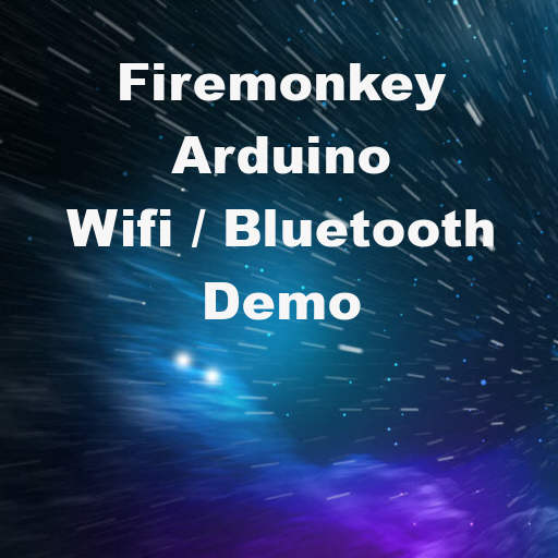 Demo App Controls An #Arduino LED From #Android Built In #Delphi XE7