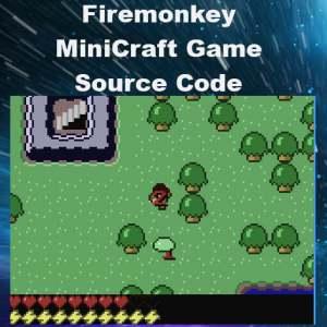 Delphi XE8 Firemonkey Minicraft Game Source Code