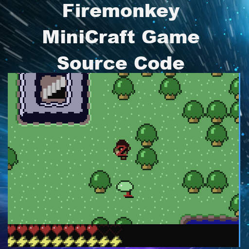 Free Minicraft Game Source Code For #Delphi XE8 Firemonkey ...
