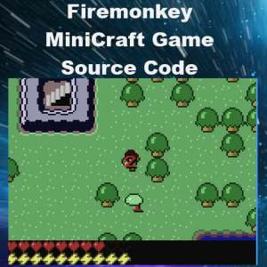 Delphi XE8 Firemonkey Minicraft Game Source Code