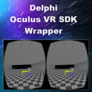 Delphi Object Pascal Oculus VR SDK