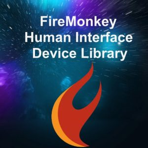Delphi 10 Berlin HID Component Library Firemonkey Windows OSX