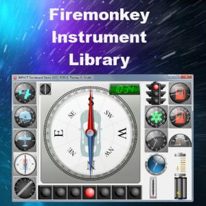 Delphi Berlin Firemonkey Instrument Package SVG Android IOS