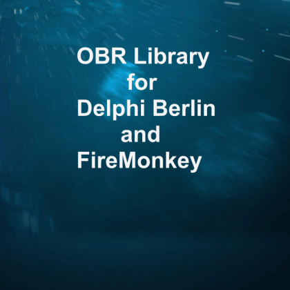BarCode | Delphi XE5 XE6 XE7 XE8 10 Seattle Berlin Tokyo Rio
