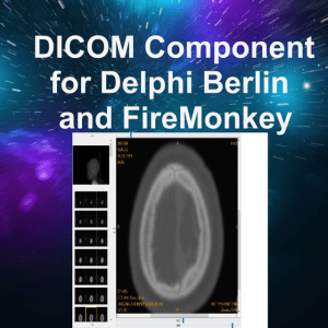 Delphi FireMonkey DICOM Component For Android IOS