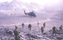 Combat CPIMa Tchad Tibesti Hélip 33F Guezenti 1971