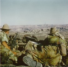 Combat CPIMa Tchad Tibesti Zouar octobre 1970