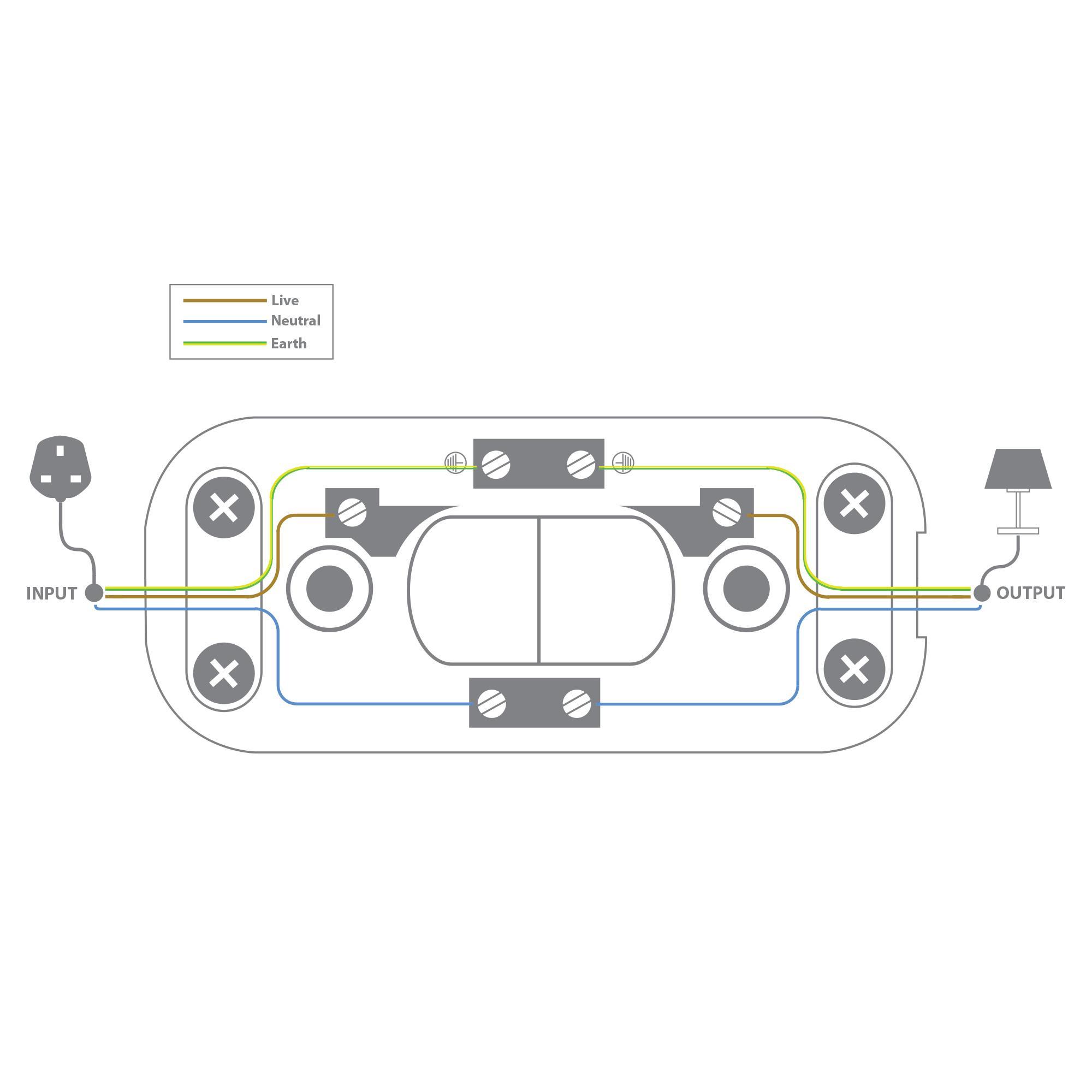 3 Amp 120 Volt Rocker Switch