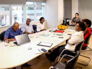 Comitiva de Moçambique aprofunda conhecimentos sobre programa brasileiro de alimentação escolar