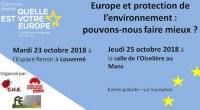 Dans le cadre des Consultations citoyennes européennes qui ont lieu en ce moment, FNE Pays de la Loire vous propose d'échanger et de réfléchir ensemble à ce que l'Europe pourrait […]