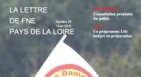 FNE Pays de la Loire vient de publier sa nouvelle lettre. Un dossier spécial en ce début d'année suite à l'abandon du projet d'aéroport de Notre-Dame-des-Landes. Dans ce numéro, un […]