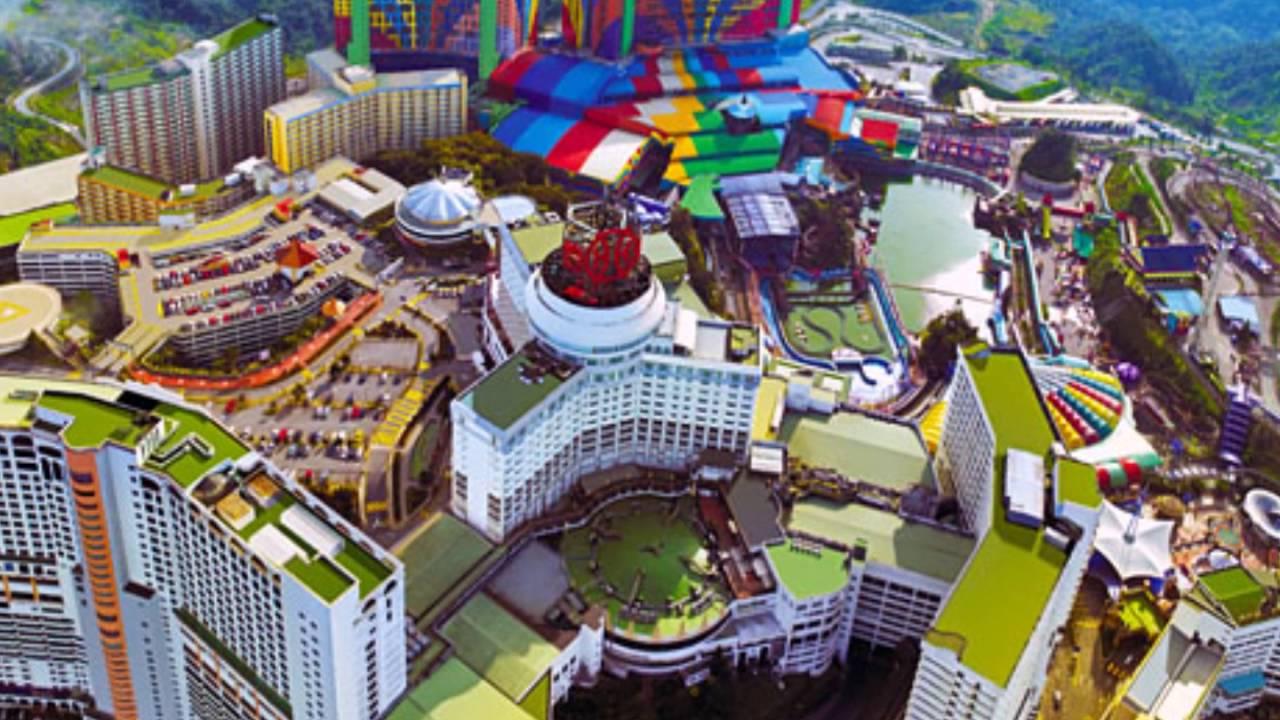 جنتنج هايلاند ماليزيا افضل وجهة سياحية لقضاء اجازة نصف العام