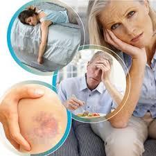 أعراض تشير إلى تلف الكبد