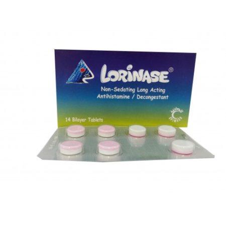 لورينيز Lorinase حبوب و شراب للانفلونزا و للحلق فما هي اضراره