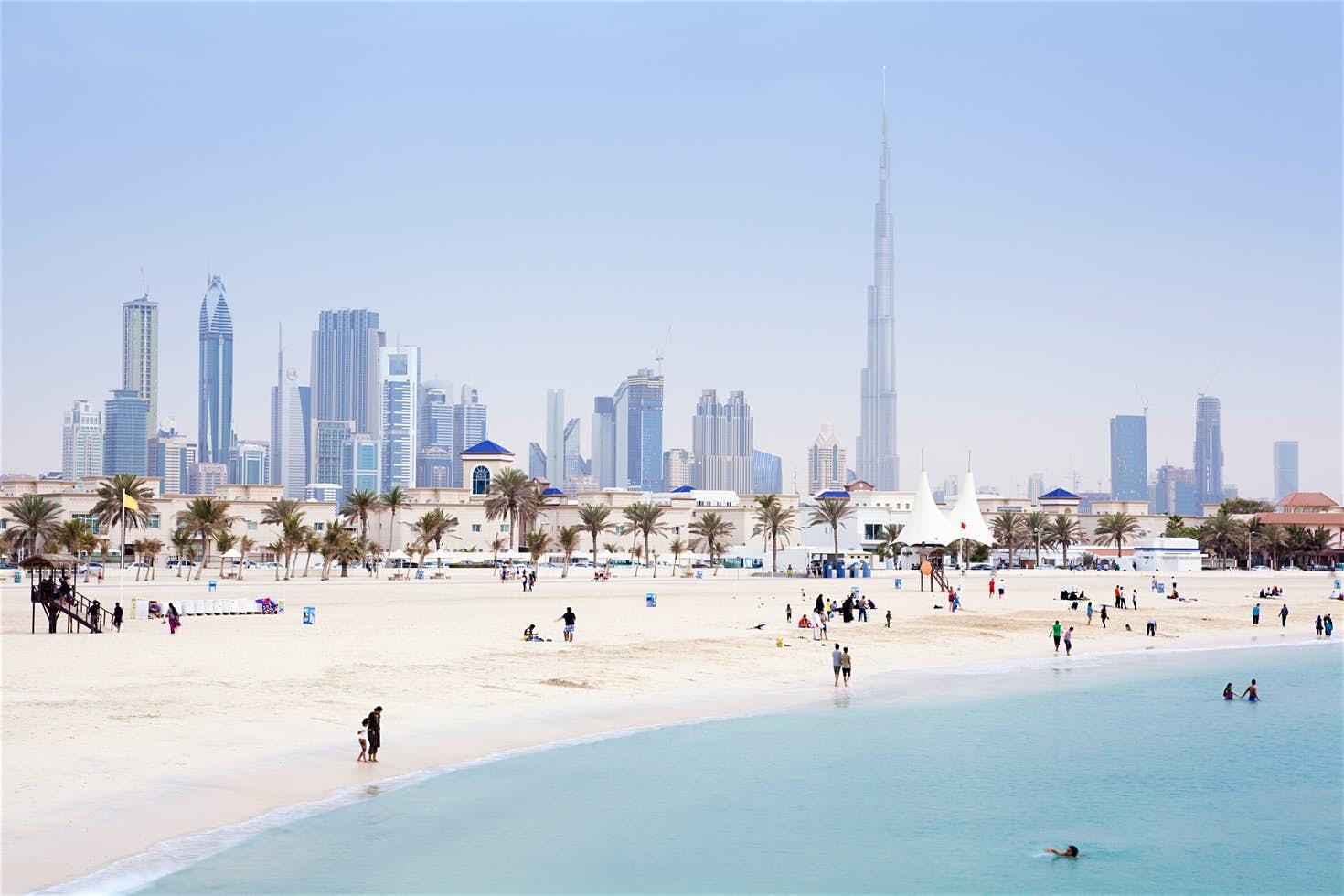 تعبير عن مدينة دبي بالانجليزي مترجم