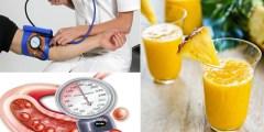 اهم 3 مشروبات تخفض ضغط الدم ومتوفرة بالمنزل  .. تعرف عليها