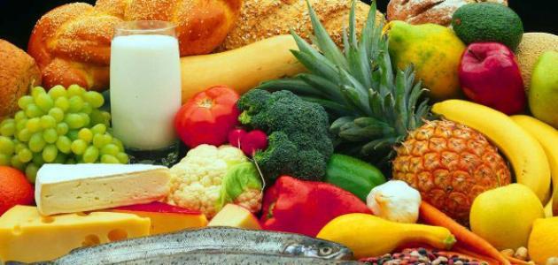 بحث كامل عن الغذاء والتغذية مع المراجع