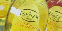 اسكينول الليمون للمنطقة الحساسة